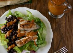 Chipotle Chicken Sal