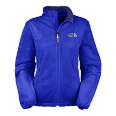 Northface Women's Osito Jacket. $99-$119. Style AAHY. Medium. In colors Teaberry Pink or Sisley Blue. (: