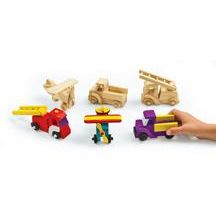 Decorate Your Own Vehicles - Set of 12
