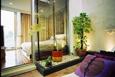 start-decorating - good idea for balcony or maybe an open space in the house