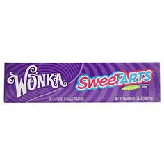 Candy Ingredients 159891: Wonka Sweettarts Original Rolls 1.8 Oz Each ( 36 In A Pack ) -> BUY IT NOW ONLY: $41.17 on eBay!