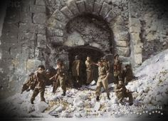 May Polish Corps, Monte Cassino, Italy - pin by Paolo Marzioli Battle Of Monte Cassino, Army History, Poland History, Italian Campaign, Invasion Of Poland, Cool Tanks, Ww2 Tanks, Big Guns, Red Army