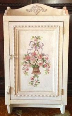 Cottage Cupboard ~ C. Repasy