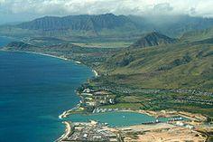West coast Oahu