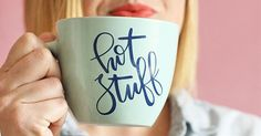 14 Easy Ways To Personalize Your Mug