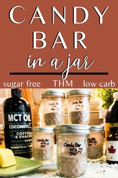 What if your next delicious candy bar was a shake of a jar away? Enjoy sugar-free, loaded with protein, Low Carb and on plan for Trim Healthy Mama candy without any cooking at all! Trim Healthy Mama Diet, Trim Healthy Recipes, Thm Recipes, Cream Recipes, Healthy Drinks, Healthy Eating, Healthy Kids, Shake, Tips