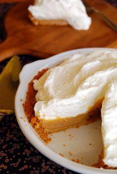 Best Pie Ever?! Salted Caramel Pie   #BabyCenterBlog