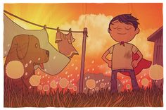 Dan Hipp - What If A Child Aspired To Something Greater?