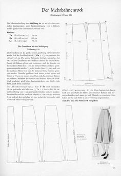 1954 skirts - Women's Cutter and Tailor - The Cutter and Tailor = want to do this one