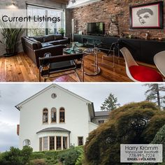 Check out my current listings at harrykramm.com - The unique Kew House in West Vancouver and a beautiful heritage loft in the boutique McMaster building in the heart of Yaletown. . . . #socialrealtor #wp #linkedin