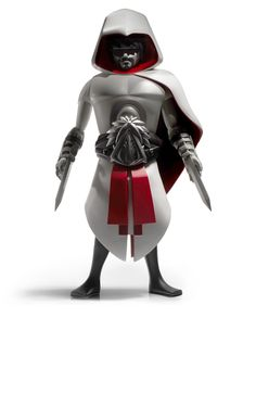 UbiWorkshop Store - Assassin's Creed - Ezio Auditore Figurine by coarse, US$399.00 (http