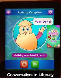 apps for kindergarten and first grade