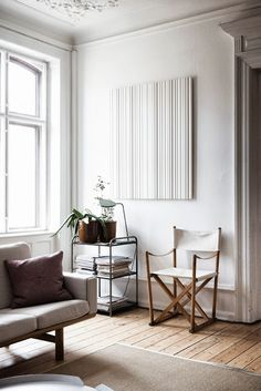 Love the lightness and warmth of this living room | Line Klein—ATWTP