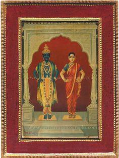 Ravi Varma Old Prints,Oleographs,Antique Prints,Lithographs,Old Paintings Lord Vishnu Wallpapers, Mughal Empire, Old Paintings, Lord Krishna, Antique Prints, Hinduism, Incredible India, Demons, Mythology