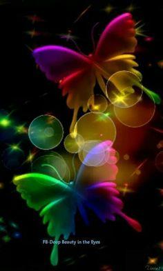 Bubbles n butterflies