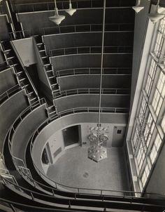 Art Deco LA Hospital Operating Theater