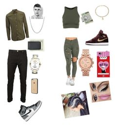 """""""🌬..."""" by lovecloths ❤ liked on Polyvore featuring Joseph, NIKE, David Yurman, Movado, Royce Leather, Incase, Onzie, Chanel, American Coin Treasures and FOSSIL"""