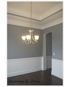 Dining Room Colors Brown paint colors with dark brown carpet - google search | making a
