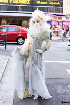 Japanese Street Fashion, Tokyo Fashion, Harajuku Fashion, Kawaii Fashion, Fashion 2015, Harajuku Style, Steampunk Lolita, Gothic Lolita, Cute Costumes