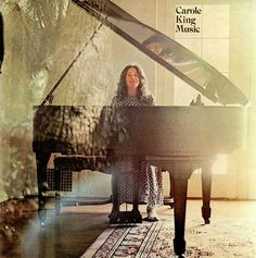 1972: Carole King started a three week run at No.1 on the US album chart with 'Music', her second US chart topper. Music is the third album by American singer-songwriter Carole King. It is a continuation of the style laid down in Tapestry. Carole King: Music stayed on the Billboard pop album charts for 44 weeks and was eventually certified platinum.