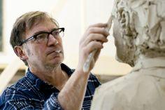 STEPHAN BALKENHOL @ KUNSTMUSEUM RAVENSBURG //  Check out Stephan Balkenhol´s sculptures in his great new exhibition!  http://www.kunstmuseum-ravensburg.de/km/ausstellungen/index.php