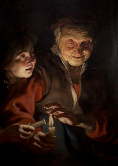 with Pearl Earring' comes home to Holland Peter Paul Rubens' Old Woman and Boy with Candles (painted approximately Paul Rubens' Old Woman and Boy with Candles (painted approximately Rubens Paintings, Hyperrealism Paintings, Old Paintings, Girl With Pearl Earring, Rennaissance Art, Esoteric Art, Peter Paul Rubens, Classic Paintings, Ap Art