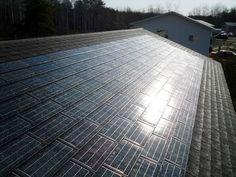 Dow's POWERHOUSE solar shingles get along with non-solar siblings, your HOA