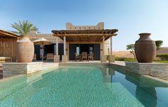 Qasr Al Sarab Desert Resort by Anantara, Abu Dhabi, UAE. © Anantara Hotels, Resorts & Spas