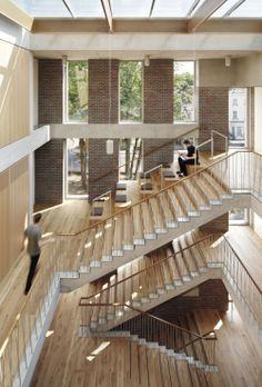 ORTUS, Casa de Maudsley Learning / Duggan Morris Architects