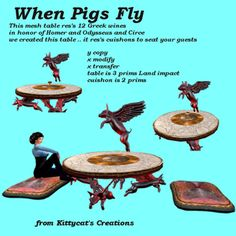 When Pigs Fly box