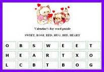 Printable valentine word search valentines day crossword puzzle wordament solver bing images ccuart Image collections