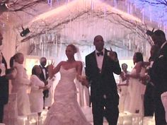 Beyonce And Jay-Z Wedding Video   Marie Claire