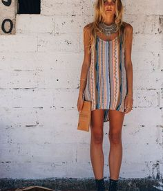 Desert Wanderer KiVARi Bohemian Tribal Dress available at www.kivari.com.au #bohemianclothing #boho #desert #bohemian #aztec