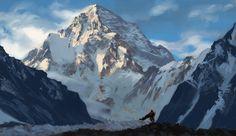 ArtStation - Mountain, Simon Gocal
