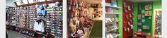 mural lamas tienda de deportes, calzado, trofeos, mural lamas tienda electrodomesticos