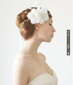 So awesome! - Vintage-Inspired  Hairstyles and Veils. To see more: | CHECK OUT MORE IDEAS AT WEDDINGPINS.NET | #weddings #hair #weddinghair #weddinghairstyles #hairstyles #events #forweddings #iloveweddings #romance #beauty #planners #fashion #weddingphotos #weddingpictures