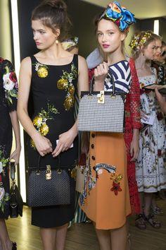 ♡Dolce & Gabbana Spring 2016