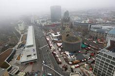 Der Tag nach dem Angriff: Die Ermittlungs- und Aufräumarbeiten im Westen von...