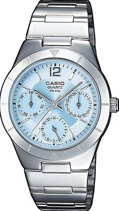 Dámské hodinky Casio LTP 2069D-2A
