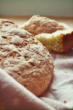 Κριθαρένιο Σπιτικό Ψωμί