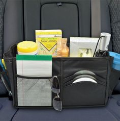 Great Gift Idea !!!  Cool Car Organizer !!!
