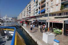 Quai du vieux port - Toulon