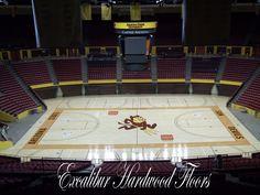 ASU Wells Fargo Arena, Tempe Arizona