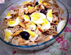 Salada de Macarrão Integral | Fabíola Bianco