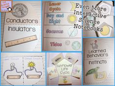 Even MORE Science Interactive Notebooks! $