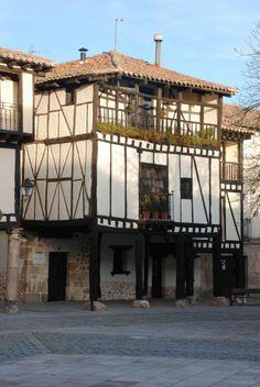 Casa de Doña Sancha. Covarrubias,  Burgos  Spain