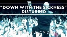 Disturbed - Down With The Sickness [Music Video]  Awww...yassss.... ! \m/ !!