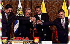 CONFLICTO ENTRE COLOMBIA Y VENEZUELA - FGIMHELNC revistalema.blogspot.comCortesía Revista Insurrección ELN Conflicto Entre Colombia Y Venezuela FGI Milton Herná…