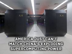 "#tech #technology #news #breakingnewshttps://goo.gl/MwRX48 -------------------------------------------------------------------------------- ""If you want to crunch the worlds biggest problems head east. According to anewly published ranking not only is China home to the worlds two fastest supercomputers it also has 202 of the worlds fastest 500 such devicesmore than any other nation. Meanwhile Americas fastest device limps into fifth place in the charts and the nation occupies just 144 of the…"