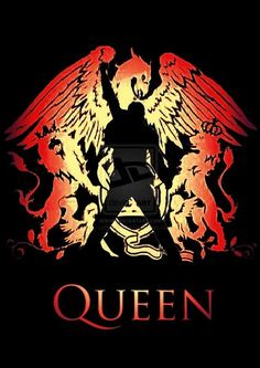 The Show Must Go On is a song by the English rock band Queen featured as the twelfth and final track on their 1991 album Innuendo The song chronicles the effort of Freddi. Hard Rock, Rock Posters, Concert Posters, Music Posters, Great Bands, Cool Bands, Rock Logos, Bryan May, Queen Rock Band